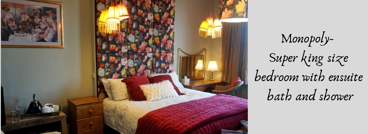 Chilton House Bed and Breakfast Oswestry